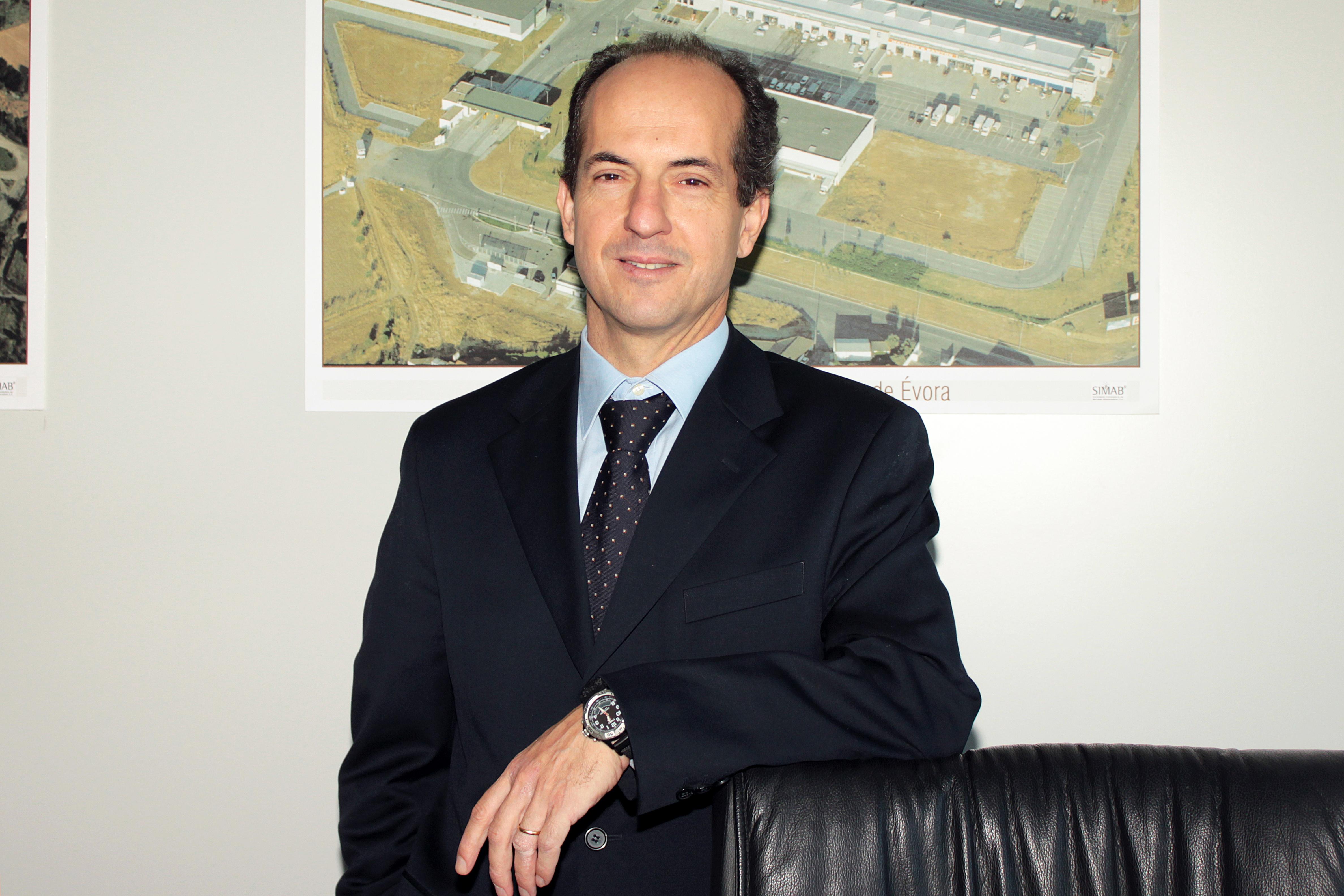 Presidente – Carlos António Loureiro Barrocas