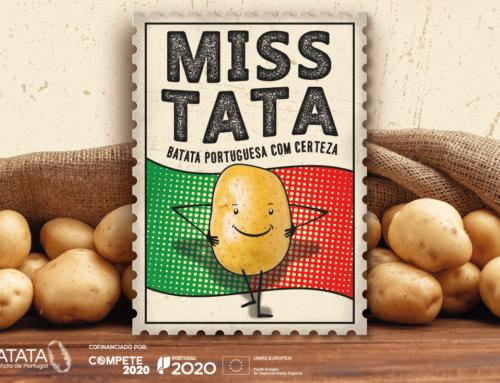MARL participa na apresentação da Miss Tata, a marca que vai promover a batata portuguesa no mundo